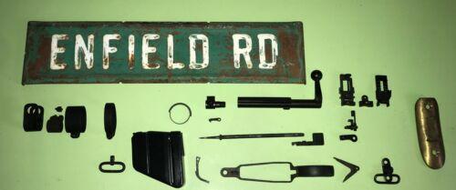 Lee Enfield No4 Rifle - WW2 UK / British Dispersion Marks - Parts Catalog
