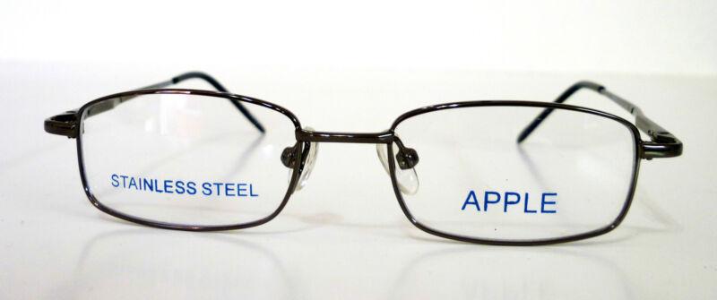44-16-135, 45-17-135 Kids Rectangle Metal Eyeglasses Frame 4Clrs,Heavy Duty $89