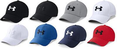 Flex Hat Cap (Under Armour Men's UA Blitzing 3.0 Stretch Fit Cap Flex Hat Many Colors )