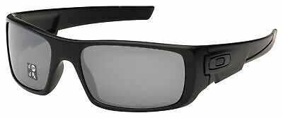 Oakley Crankshaft Sunglasses OO9239-06 Matte Black | Black Iridium (Oakley Oo Black Iridium Polarized)