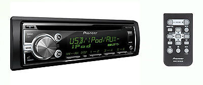 PIONEER DEH-X3700UI Single Din In Dash CD/MP3/AUX Car Audio Stereo w/MIXTRAX  on Rummage