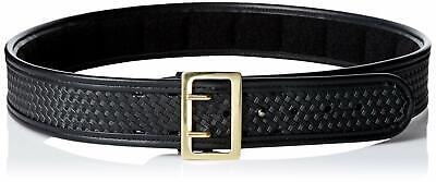 Bianchi 7965 Bsk Black Ergotek Sam Browne Belt With Brass Size 40-42