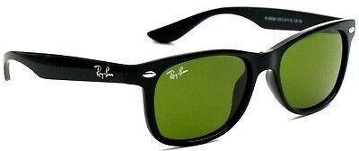 Ray-Ban Kinder Sonnenbrille RJ9052S 100/2 47mm New Wayfarer schwarz 110 23 H