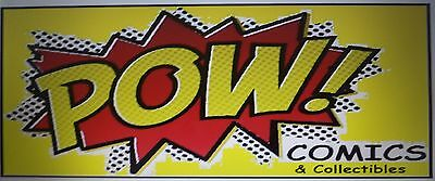 POW COMICS AND COLLECTIBLES