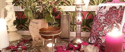 a winter solcist altar