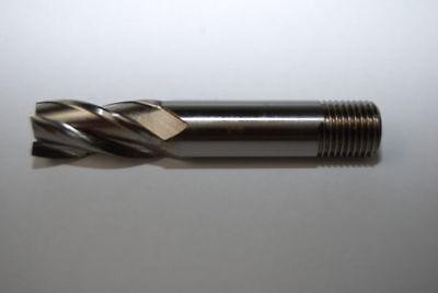 3/8 HSS quattro scanalatura FRESA A CANDELA fresatura Cutter per fresatrice da