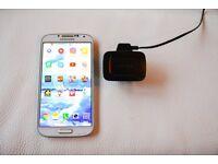 Samsung Galaxy S4 smartphone unlocked
