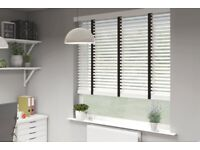 Window Blinds (Vertical, Roller, Blackout, Perfect fit , wood and aluminum venetians)