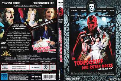 IM TODESGRIFF DER ROTEN MASKE --- The Oblong - Tod Der Roten Maske