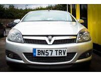 Vauxhall Astra Convertible, 1.9 Diesel, 3 Door