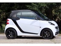 Very low mileage Smart auto with power steering