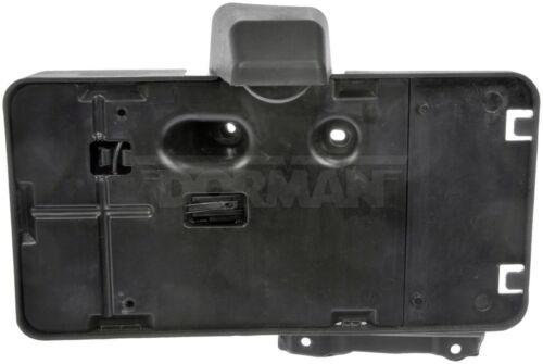 Fits 2009 2014 Jeep Wrangler Rear Bumper Plastic License