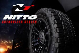 Super liquidation pneu NITTO tires neuf, auto, camion, performance, mud et all terrain. 30 a 80% de rabais
