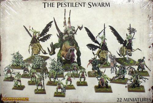 Warhammer Fantasy GW AoS The Pestilent Swarm Sealed New