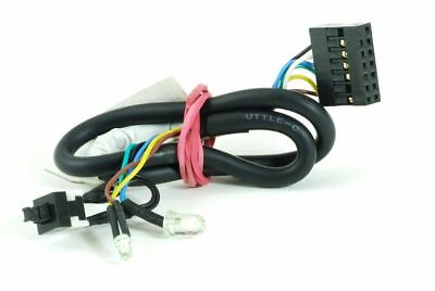 Ibm Led Switch (IBM 41R3325 LED Power Button Switch Cable/Kabel Lenovo ThinkCentre M57e 41R3391)