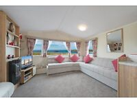 Brand new static caravan for sale on Coopers Beach on Mersea Island, Essex