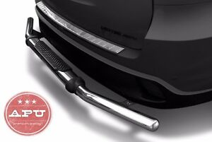 APU 2011-2018 Toyota Sienna Rear Bumper Guard Stainless Steel Single Tube