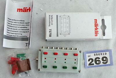 LV269 Marklin 72710 Control Box