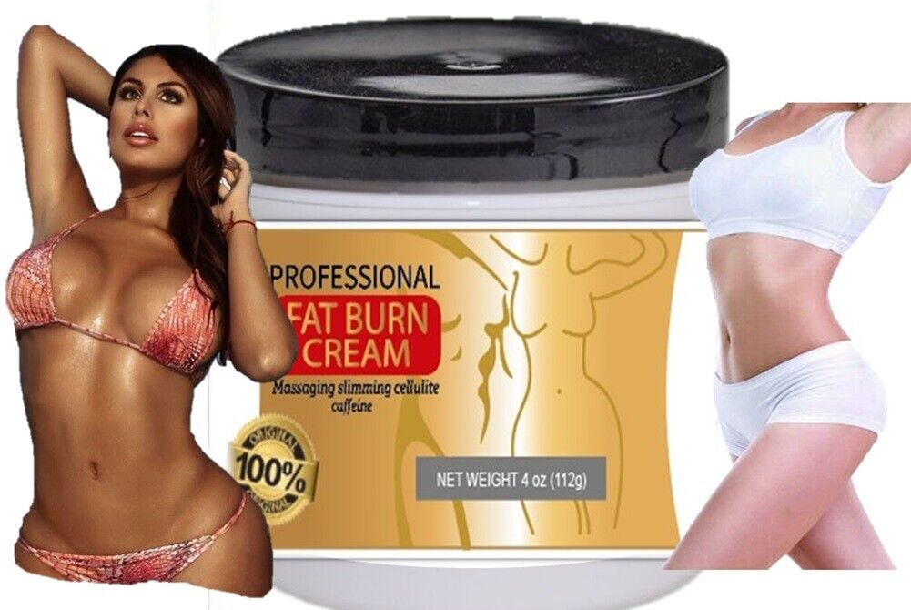 Fat Burner Gel Loss Weight Tummy Slimming Fitness Body Sweat Gel Abs Cream 113 g