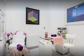 Two Beauty / Therapy Rooms to rent in the heart of West London