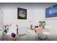Beautician Room to Rent in West Kensington/Fulham Broadway - Well established salon