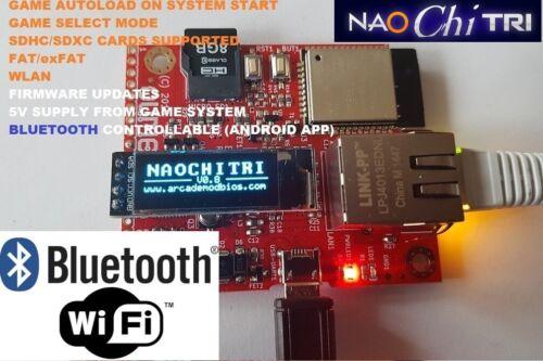 NAOCHITRI -  SEGA NAOMI TRIFORCE CHIHIRO NETBOOT LOADER V1.7