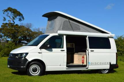 2015 VW T6 Automatic Discoverer Campervan with Toilet & Shower