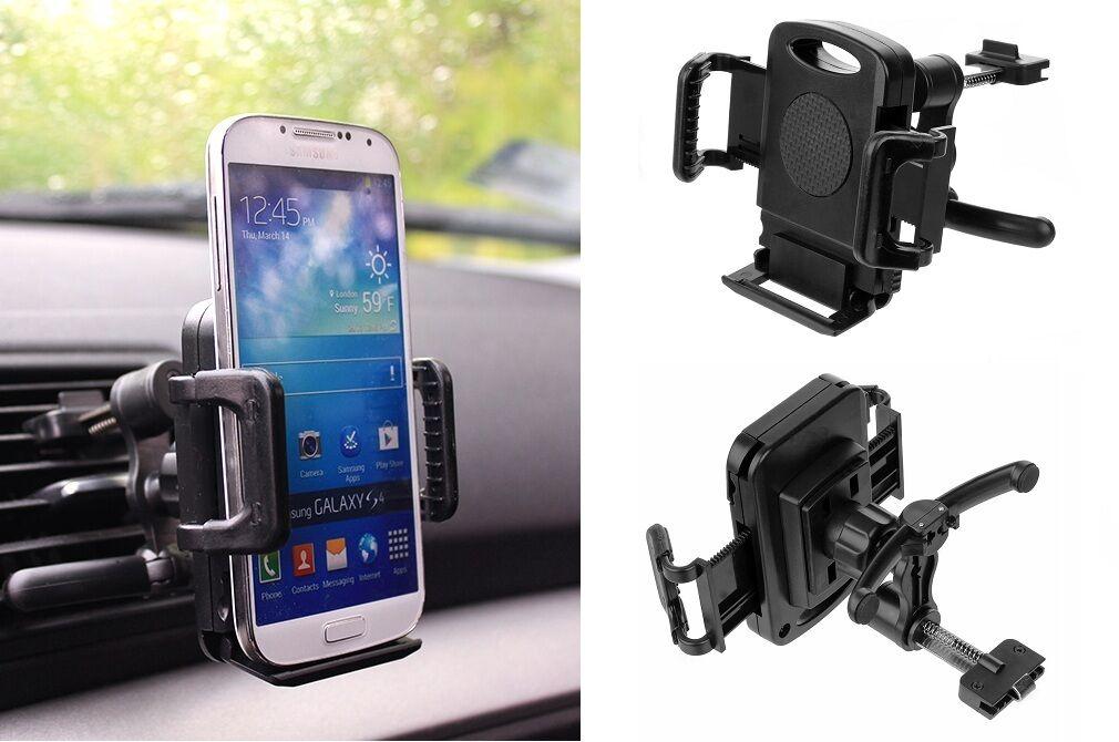 Universal KFZ Lüftungs Lüftungsgitter Handy Halterung Auto Halter hohe Qualität