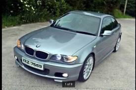 2004 BMW 320d e46 M Sport