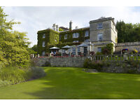 Chef de Partie Required for Country House Hotel STROUD