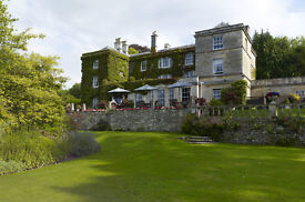 Sous Chef Required for Country House Hotel STROUD