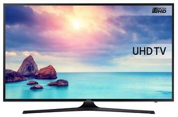 Demo Samsung UE50KU6000 uhd-tv