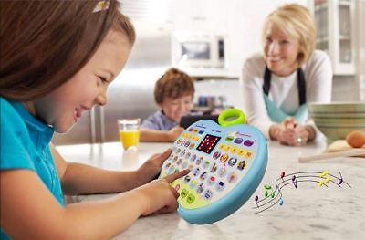Educational Toys For 2 Year Olds 3 4 5 Girls Boys Toddlers Learning Tablet Gift - Year Olds