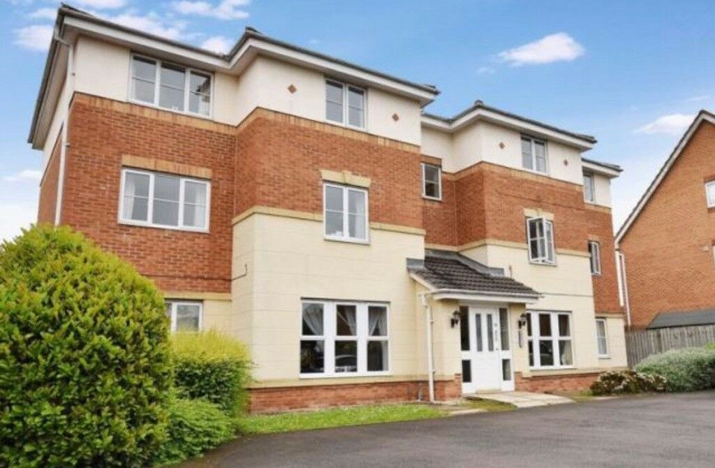 d1c7f739 Cartwright Fold, Alverthorpe, Wakefield. Mod 2 bed flat with own parking  space. Available 1 April 19