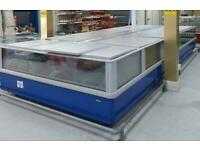 Commercial Large Freezer industrial retail like New ideal for new shop or warehouse