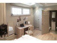Short term let: beautiful en-suite bedroom in Stoke Newington