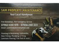 Handyman/ property maintenance