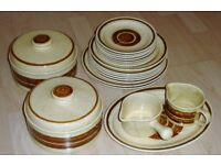 Royal Worcester Crofter - 20 Pieces