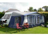 Lunar Freelander T4,01, limited eddition, motor moover, full awning & inner tent