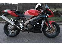 Aprilia rsv Tuono Fighter swap Mille may swap