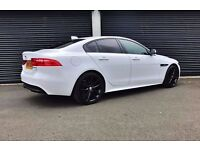 2016 JAGUAR XE R-SPORT 2.0 D 180 BLACK PACK FINANCE AVAILABLE XF