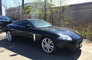 2008 Jaguar XKR Supercharged, Navi, ALPINE Sound