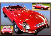 Etype Jaguar (replica)