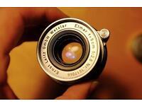 Leica Elmar M 50/2.8