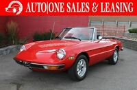 1976 Alfa Romeo Spider MINT CONDITION |  FUEL INJECTION