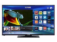 LUXOR tv 42 inch new in the box