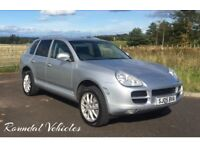 NOW REDUCED! 2005 05 Porsche Cayenne V6 3.2, Mot'd August 2018, full leather, A 'MUST SEE' CAR!