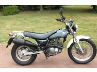 Suzuki Van Van 125cc. Excellent Condition.MOT till Aug 17.