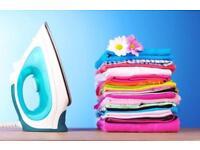 We love ironing