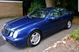 Mercedes Benz CLK 230 Auto